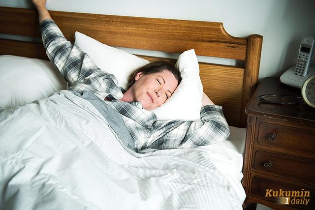 Nghỉ ngơi tại giường là phương pháp điều trị không dùng thuốc hiệu quả, Kukumin 1 Daily