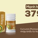 Kukumin 1 daily – Nghệ Phytosome được nhập khẩu từ Italia